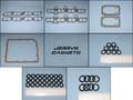 Gasket/Seal Kit, 48 pc Top End Maint, 90~92 (BUNA)