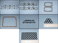 Gasket/Seal Kit, 48 pc Top End Maint, 93~95 (BUNA)