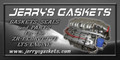 Banner, Jerrys Gaskets, Gray (Rated PG)