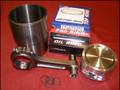 368 Sleeve,Piston,Rod & Rings Kit, NEW, 90~95 [000]