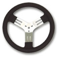 QRC Covered Aluminum Steering Wheel - 13 Inch