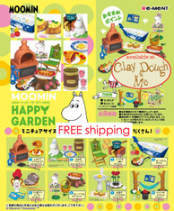 Re-ment Moomin Happy Garden