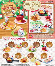 Re-ment Hello Kitty Apple Sweets Figure