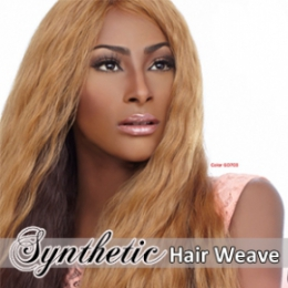 Synthetic Hair Weave