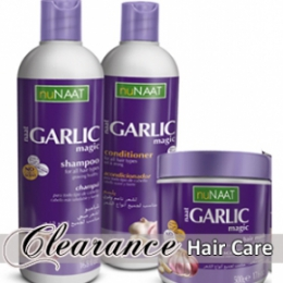 Clearance Hair Care