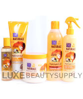 all new range of au naturale dark and lovely products for