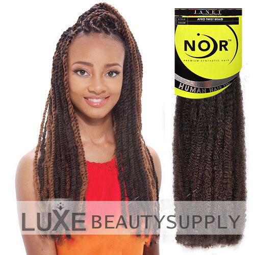 Crochet Braids Marley Hair Janet Collection : Crochet Braiding Hair - Luxe Beauty Supply
