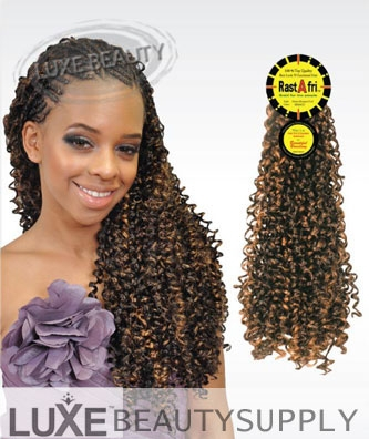 Rastafri Dream Romance Curl Braiding Hair