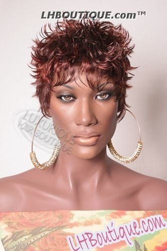 Soultress Synthetic Wig - Sassy