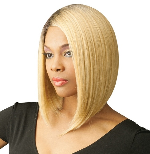 Synthetic Lace Front Wig MLC 156