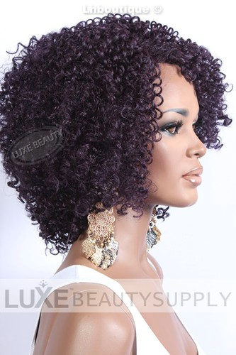 Synthetic Lace Front Wig MLC 167
