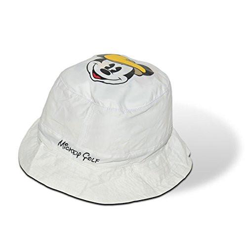 Mickey Mouse Kids Waterproof Golf Hat White