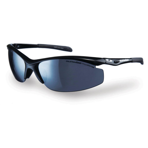 Sunwise Peak Sports Sunglasses Black