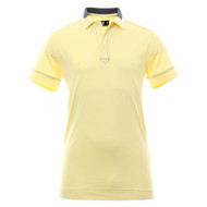 Callaway Golf X-Series C Collar Mens Golf Shirt Mellow Yellow