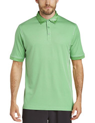 Callaway Mens Hawkeye Golf Polo Shirt Fern Green Small