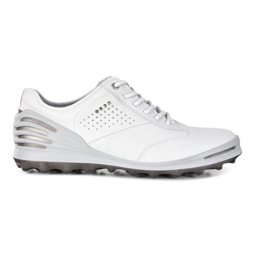 Ecco Mens Cage Pro Golf Shoes White