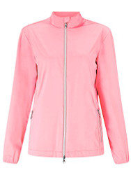 Callaway Womens 2 Layer Golf Jacket Geranium Small
