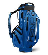 Sun Mountain Waterproof H2NO Elite Golf Bag Blue/Black (18H2NOEC-CB)