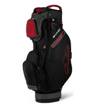 Sun Mountain SYNC Golf Bag Black/Red (18SYNC-BGR)