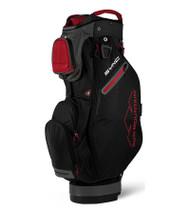 Sun Mountain SYNC Golf Bag Black/Red (18SYNC-BGR)
