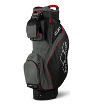 Sun Mountain CX1 Golf Bag Black/Red (Copy of 18CX1-BGR)