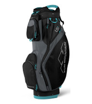 Sun Mountain LS1 Golf Bag Balck/Bahama (18LS1-BSB)