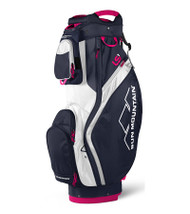 Sun Mountain LS1 Golf Bag Navy/White/Pink (18LS1-NWP)