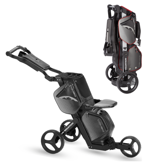 Sun Mountain Combo Cart Black (16COM-B)