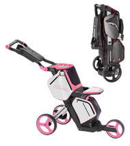 Sun Mountain Combo Cart White/Pink/Black (16COM-WPB)