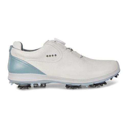 Ecco Women's Biom G2 Boa Goretex Golf Shoes White Arona