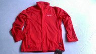 Cross Mens Pro Stretch Waterproof Golf Jacket Motor Red
