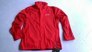Cross Mens Pro Stretch Waterproof Golf Jacket Motor Red