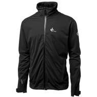 Cross Mens Pro Stretch Waterproof Golf Jacket Black Large