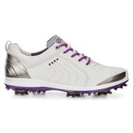 Ecco Women's Biom G2 Golf Shoes Concrete Purple