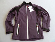 Benross X-Tex Ladies Waterproof Jacket Purple Black Size 8