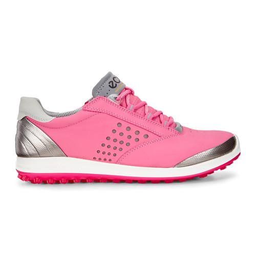 Ecco Womens Biom Hybrid 2 Golf Shoes Fandango Beetroot