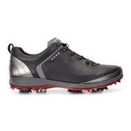 Mens Biom G2 Golf Shoes Goretex Black Titanium