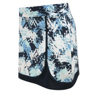 Callaway Ladies Printed Golf Skort Peacoat Med