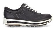 Ecco Mens Golf Cool Goretex Shoes Black Transparent