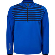Callaway Golf Mens Mid Layer 1/4 Zip Pullover Surf The Web