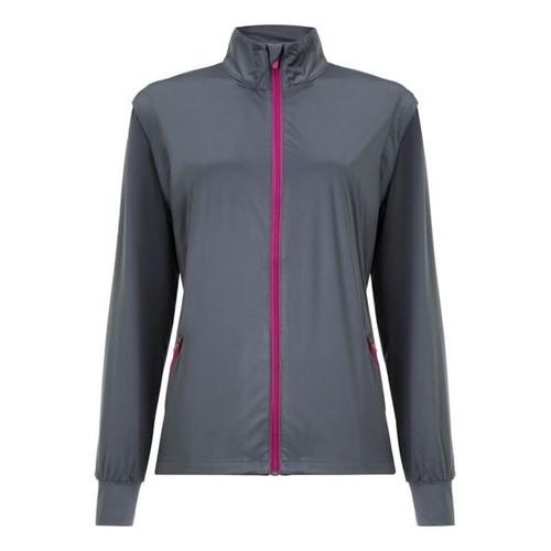 Callaway Women's Convertable Windjacket Grey Small