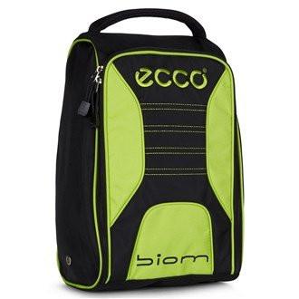 Ecco Golf Shoe Bag Black/Lime