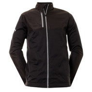 Callaway Mens Cirrus Golf Wind Jacket Caviar