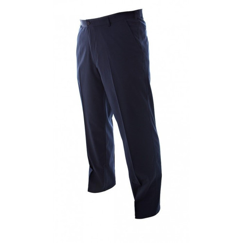 JRB Mens Dry Fit Golf Trousers Navy