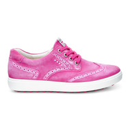 Ecco Womens Casual Hybrid Golf Shoes Candy Madara