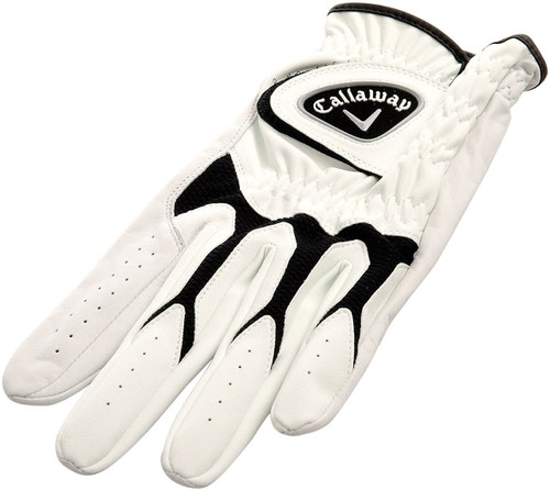 Callaway Men's Tech Series Tour Left Hand Large White
