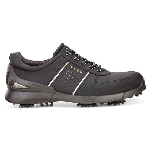 Ecco Mens Base One Golf Shoes Black Mimosa