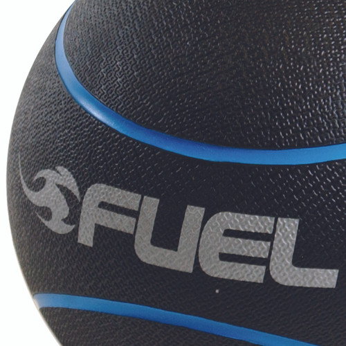 Fuel Pureformance Medicine Ball, 8 lb, close-up