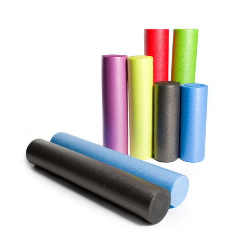 Multiple CAP Foam Rollers