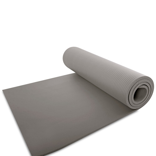 CAP High Density Exercise Mat with Strap